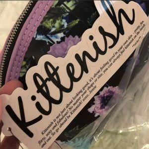 Kittenish Cosmetic Bag